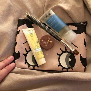Ipsy glam bag for October